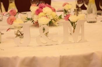 Svadobné iniciálky