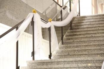 Výzdoba schodiska