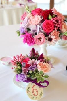 Kvetinové aranžmány