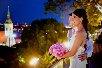 Prezerať album Pivonková svadba v reštaurácii Hrad