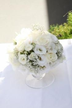 Kvetinový aranžmán z ruží